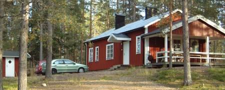konferens i Nattbergsstugan hos På Land och Vatten